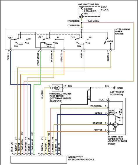 Jeep Cherokee Radio Wiring Diagram