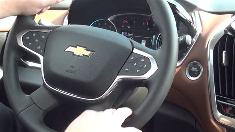 phillips chevrolet  chevy traverse high country