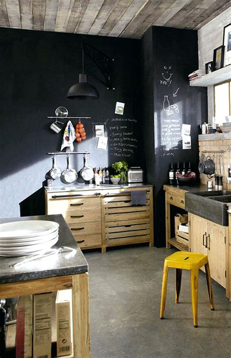 Decorating Ideas Kitchen Walls by 45 Unique Industrial Wall Decor Ideas Gt Detectview