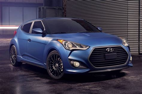 2019 Hyundai Veloster  Top Photos  Car Preview And Rumors