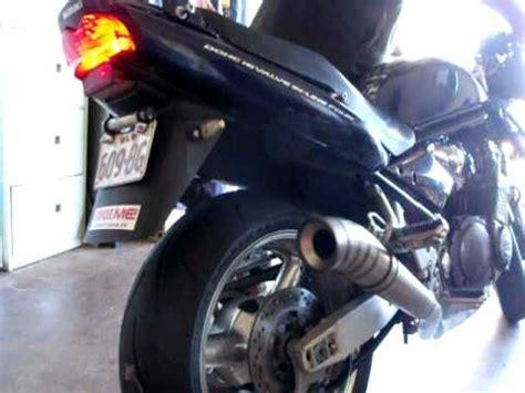 suzuki gsf 1200 bandit dan moto gp replica exhaust