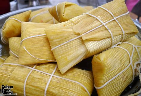 cuban cuisine in miami cuban tamales