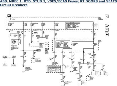 2006 Silverado 2500hd Trailer Wiring Diagram by 2006 Chevy Silverado Electrical Diagram Wiring Diagram
