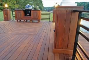 Ipe Wood Deck