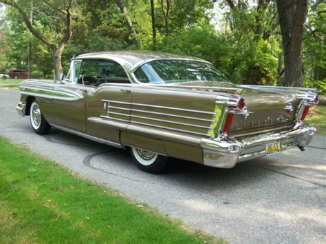 Beautiful Rare Low Mile 1958 Oldsmobile Super 88 Holiday
