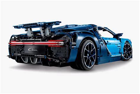 bugatti chiron  lego technic   gear patrol