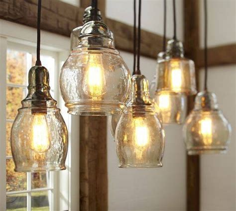 pottery barn paxton pendant 15 best collection of paxton glass 3 light pendants