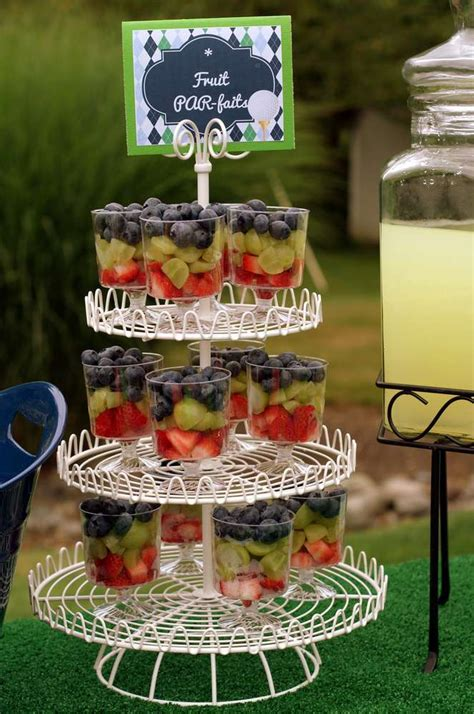 golf birthday party ideas photo    catch  party