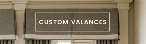 Custom Window Valances by Calico Custom Valances