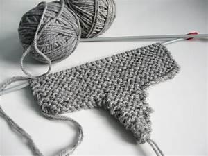 Modele De Tricotin Facile : patron pantoufle en tricot facile ~ Melissatoandfro.com Idées de Décoration