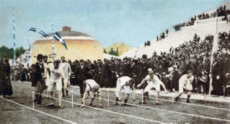 les jeux olympiques modernes 23 juin 1894 renaissance des jeux olympiques revue des deux mondes