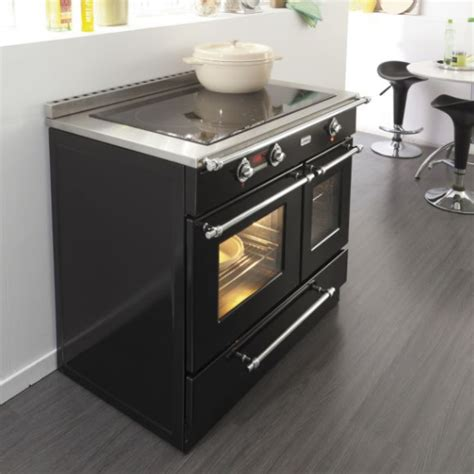 piano cuisine electrique cuisinière piano cuisson godin pas cher
