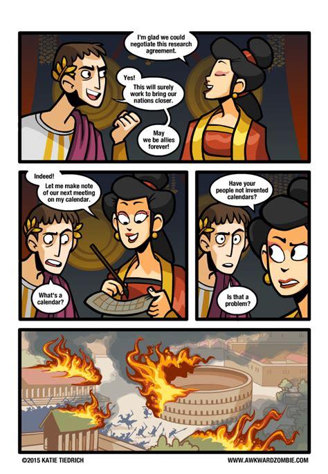 scheduling awkward civilization conflict zombie memes jokes civ comic sid meier history funny really awkwardzombie dark