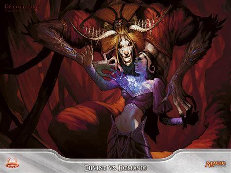 wallpaper   week demonic magic  gathering