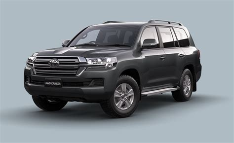 toyota landcruiser  series pricing