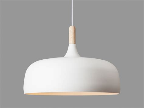 northern lighting acorn pendant light white pendant