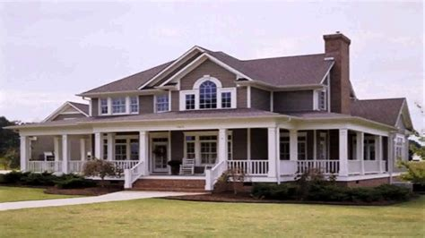 Southern Living House Plans Porches by House Plans With Wrap Around Porch Southern Living