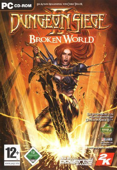 dungeon siege 3 torrent dungeon siege ii inclu broken free igggames