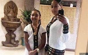 Nipsey Hussle 39 S Baby Mama Briefly Reunited With Daughter