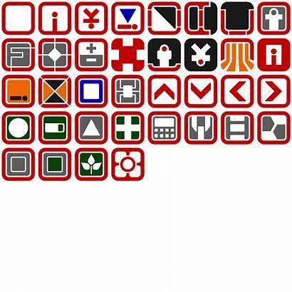 Semiotic Standard Kerbal Vessels Icons