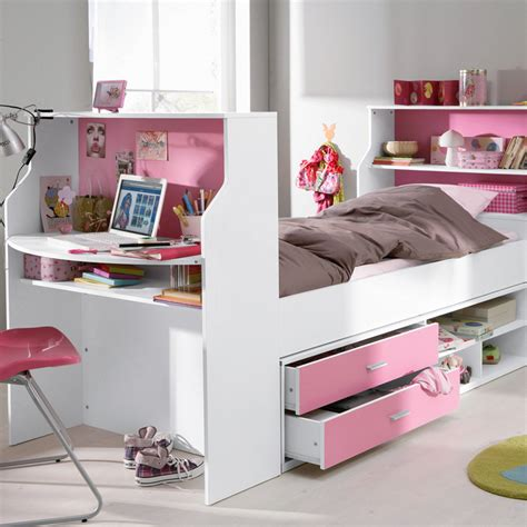 bureau 3 suisses chambre d 39 enfant les modèles de lits mezzanines et
