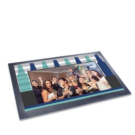 tapis de bar offrez un tapis de bar personnalis 233 avec photo yoursurprise