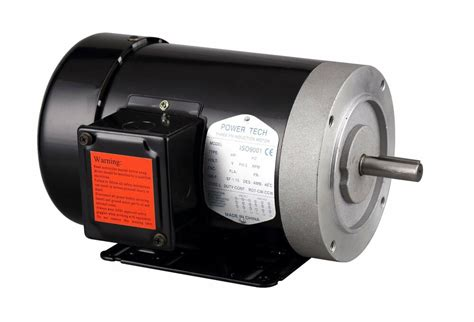 5 Hp Electric Motor by 1 5 Hp Electric Motor 56c 5 8 Quot 3 Phase 230 460v