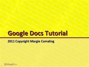 google docs tutorial With google docs pdf tutorial
