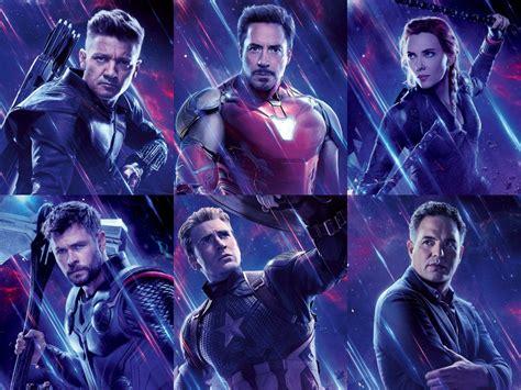 Robert Downey Jr, Chris Evans, Chris Hemsworth - massive ...