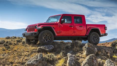 jeep gladiator rubicon wallpaper hd car wallpapers