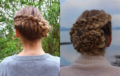 Hairstyles In Braids by Adorable 5 Strand Braid Hairstyles In Easy Way Hairdrome