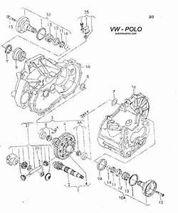 Volkswagen - Caja De Velocidades Manual