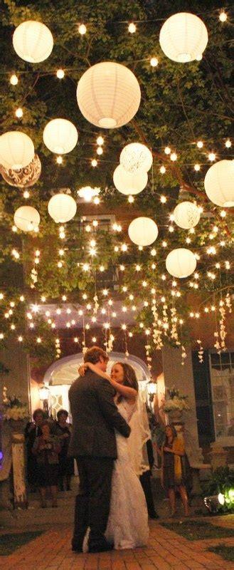 paper lanterns  wedding dreams  true