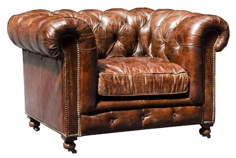 Poltrone Chesterfield