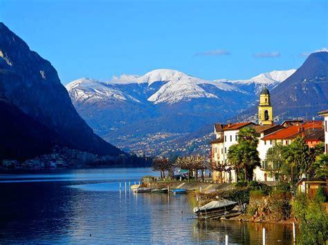 Southern Switzerland landscape... -- Nature & Landscapes