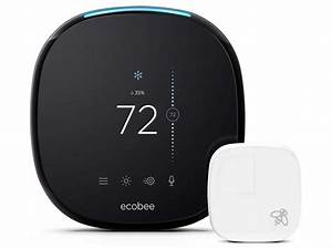 The Ecobee4 Smart Thermostat With Room Sensor  U2014 Tools And Toys