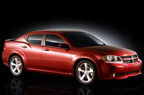 2007 Dodge Avenger 2.0 CRD (EU) related infomation
