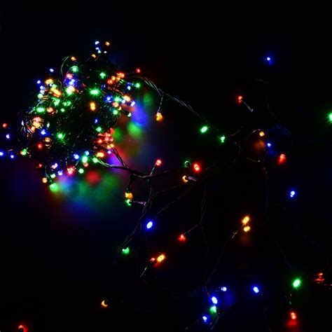 led string indoor lights 50m 165ft 250 leds rgb warm white