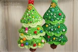 koalakidsfashion christmas tree ornament crochet pattern
