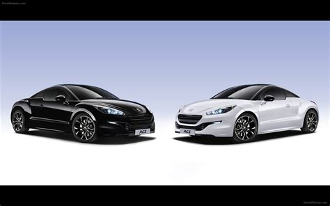 Peugeot Rcz Magnetic Limited Edition 2018 Widescreen