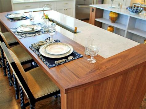 unique kitchen countertops pictures ideas  hgtv hgtv
