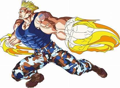 Guile Street Fighter Vetor Baixar Illustrator Gratis