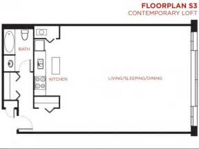 Simple Ranch Floor Plans With Loft Placement by Square Open Floor Plans With Loft Simple Rectangle House