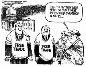 The impossible ideology of free trade