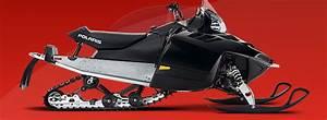 2009 Polaris 550 Iq Shift Snowmobile