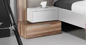 Commode Chambre Adulte : lit design white lit 2 places pas cher en bois massif pour adulte lit moderne ~ Teatrodelosmanantiales.com Idées de Décoration