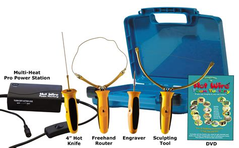 hot wire foam factory pro    carving kit
