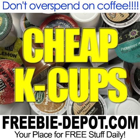 4 ways to get cheap price with best quality office 10 ways to get cheap k cups from 25 sale closeouts