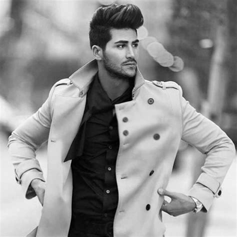 top   trendy hairstyles  men modern manly cuts