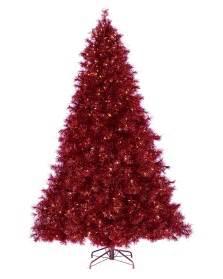 Multi Colored Lights Christmas Tree